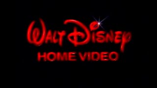 getlinkyoutube.com-1986 Walt Disney Home Video Logo (DVD Quality)