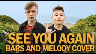 getlinkyoutube.com-Wiz Khalifa – See You Again ft. Charlie Puth (Bars and Melody Cover)