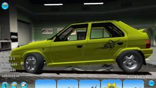 getlinkyoutube.com-Skoda favorit crash  ,tuning