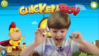 getlinkyoutube.com-Playing Chicken Boy (iPad/iOS/Tablet Gameplay Video) (KID GAMING)
