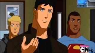 getlinkyoutube.com-Super Boy X Miss Martian Moments: Season 1