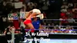 getlinkyoutube.com-Top 100 WWE Finishers Of All Time