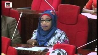 BUNGE LA 11 MKUTANO WA TATU DODOMA: Manaibu Mawaziri watakiwa Zanzibar