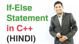 If Else Statement in C++ (HINDI/URDU)