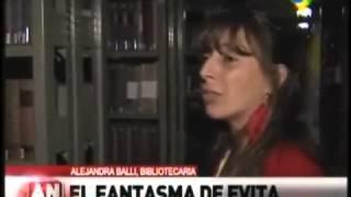 getlinkyoutube.com-El Fantasma de Evita Perón en la Bibilioteca Nacional