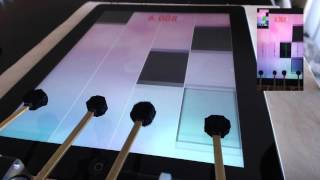 getlinkyoutube.com-Piano Tiles 2 Robot | Beginner 21.079 Record
