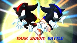 getlinkyoutube.com-Sonic Generations Dark Shadic Beta Battle