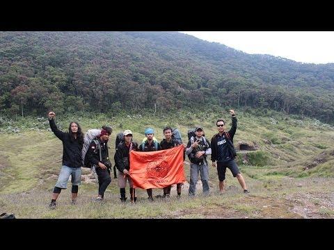 Pendakian G.Gede-Pangrango via gunung putri-cibodas,2-3 april 2014 with Caravan UGM