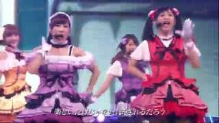 getlinkyoutube.com-μ's ミューズ ラブライブ! KiRa-KiRa Sensation! 僕らは今のなかで 2015.10.11 松村沙友理  乃木坂46