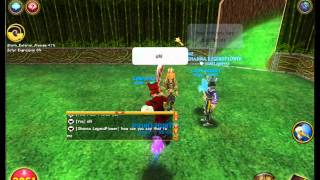 getlinkyoutube.com-Wizard101  Being Gay