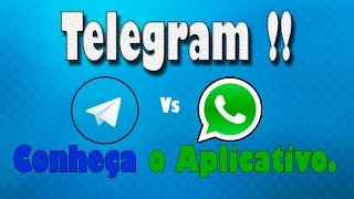 getlinkyoutube.com-Telegram - Tudo sobre o Aplicativo