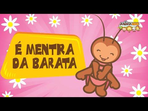 Animazoo - A Baratinha - Músicas Infantis