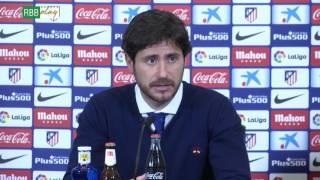 Rueda de prensa completa de Víctor Sánchez del Amo tras el Atlético-Betis