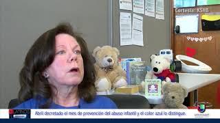 La Coalición sobre abuso infantil reconoce a Abril como su mes y al Azul como su color