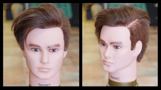 getlinkyoutube.com-David Beckham H&M 2015 Haircut Tutorial - TheSalonGuy