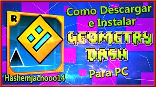 getlinkyoutube.com-Como descargar e Instalar Geometry Dash Full Para PC /WINDOWS 7,8,8.1 (2 Formas)