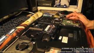getlinkyoutube.com-Alienware m18x r2 7970m Crossfire - RAM and SSD Upgrade