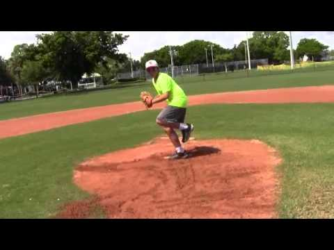 Teach Your Kid to Pitch Baseball - T Drill