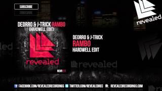 getlinkyoutube.com-Deorro & J-Trick - Rambo (Hardwell Edit) [OUT NOW!]