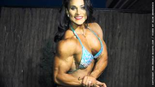 getlinkyoutube.com-Cris Goy Arellano in her best muscular shape