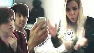getlinkyoutube.com-PROBLEME bei Snapchat - mit Julien Bam & iBlali | Dagi Bee