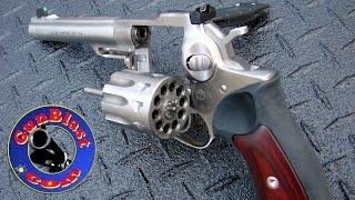getlinkyoutube.com-Shooting the NEW Ruger Ten-Shot 22 Long Rifle GP100 Revolver - Gunblast.com