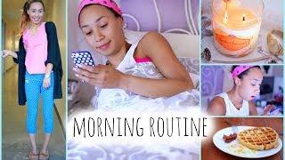 getlinkyoutube.com-Morning Routine! ☼