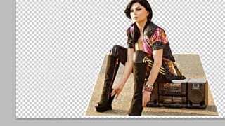 getlinkyoutube.com-Como Transforma foto Normal em foto 3D no Photoshop Cs5