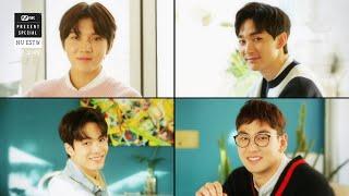 [Mnet Present Special] NU'EST W N Minute  Blind Date