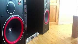 "getlinkyoutube.com-Cerwin Vega VE-15F ""Bass i love you"" and more.."