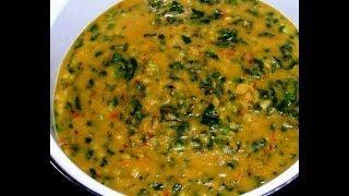 getlinkyoutube.com-How to Make Dal Palak Mumbai Style | दाल पालक | Easy Cook with Food Junction