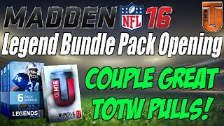 getlinkyoutube.com-Couple Great TOTW Pulls! | MUT 16  Legend Bundle Pack Opening | Madden 16 Ultimate Team Pack Opening