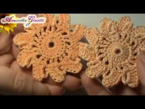 Come inamidare gli orecchini all'uncinetto | Tutti i metodi | How to stiffen crochet earrings