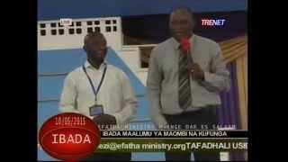 Ushuhuda: Mungu hashindwi kubadilisha historia yako