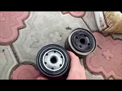 Замена масла ЗАЗ 1102