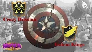 getlinkyoutube.com-Crazy Russian VS Golem Kings