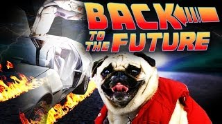 Regreso al futuro en versi�n canina