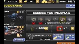 getlinkyoutube.com-Dead Target como comprar las armas más poderosas