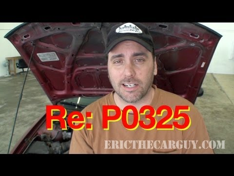Re: P0325 Knock Sensor Diagnosis - EricTheCarGuy