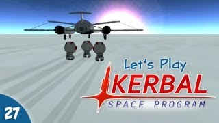Kerbal Space Program - Flight to the North Pole