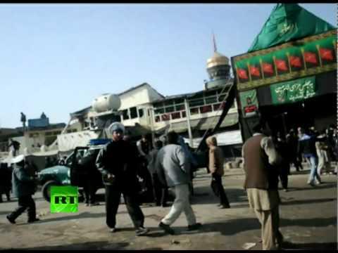 काबुल बम विष्फोटमा कम्तीमा ५० को मृत्यु