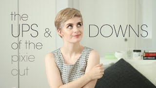 getlinkyoutube.com-the UPS and DOWNS of the pixie cut  |  Raquel Mendes