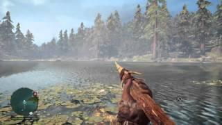 getlinkyoutube.com-Far Cry Primal - Attaque surprise d'un Crocodile