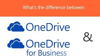 getlinkyoutube.com-What is the difference between OneDrive and OneDrive for Business