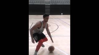 Pull Back (Retreat) And Go Dribble
