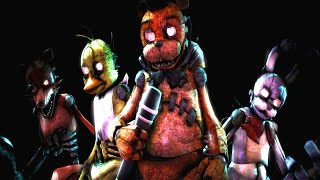 All Drawkill Animatronics | Five Nights at Freddy's