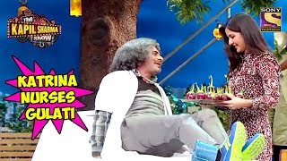 Katrina Kaif Nurses Doctor Gulati - The Kapil Sharma Show