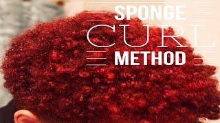 getlinkyoutube.com-TWA Sponge Method | Carol's Daughter Tui Color Collection