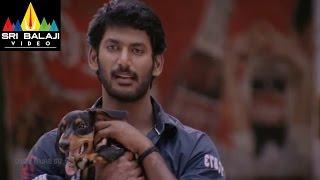 Bhayya Telugu Movie Part 8/11   Vishal, Priyamani   Sri Balaji Video