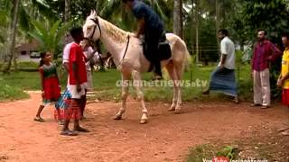 getlinkyoutube.com-Boy having horse: a horse lover story from Kozhikode: Asianet News Special 18th October 2014